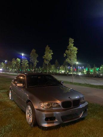 BMW 320i e46 coupe