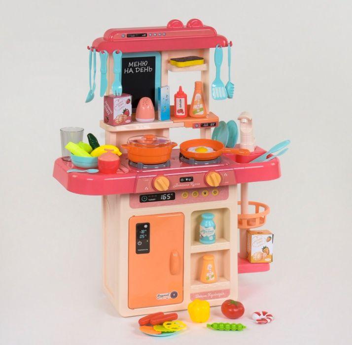 Кухня дитяча з набором посуди, 42 шт аксесуарів в коробці Киев - изображение 1