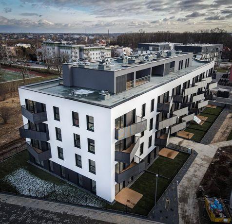 Nowe mieszkanie - pierwszy najemca 2 pokoje + ogródek