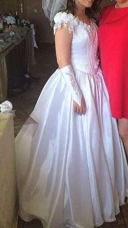 Весільне плаття 42-44