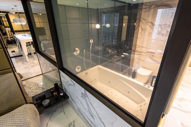 APARTAMENT  JACUZZI-180*115 Mieszkania na doby Noclegi Wynajem Centrum