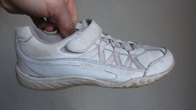 Кроссовки Skechers размер 35 белые продам