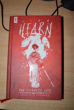 Lian Hearn - Pan ciemnego lasu, opowieść o Shikanoko