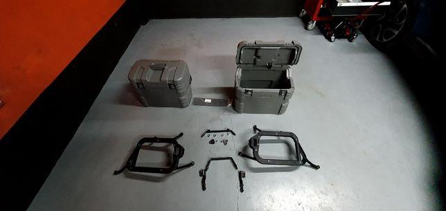 2 malas Hepco & Becker Gobi 3 KTM Adventure 950/990