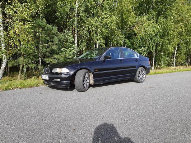 BMW e46 320i m52b20