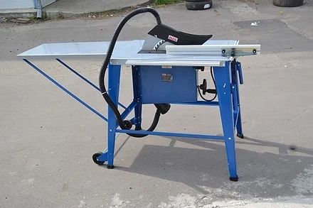 Распиловочный стол AL-FA ALTS33-i POLAND 3.3кВт Асинхронный двигатель