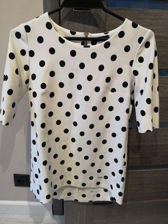 Elegancka bluzka wizytowa 36