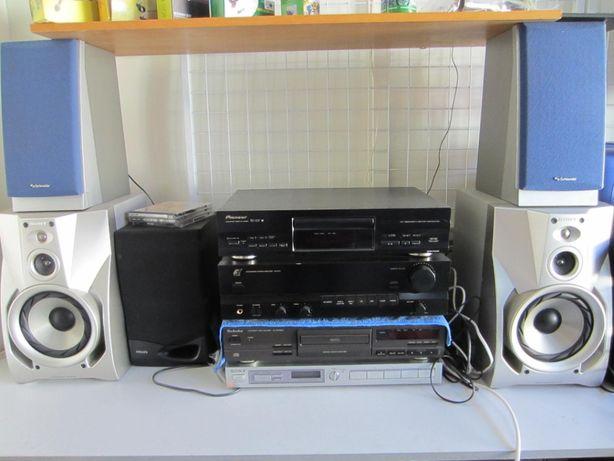 Аудиотехника Sony Pioneer Sansui Denon Philips Grundig Onkyo Samsung