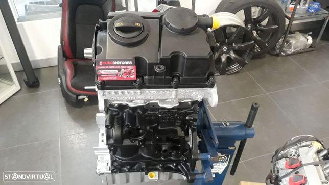 Motor VOLKSWAGEN POLO 1.4 Tdi 80cv - Ref:  BMS