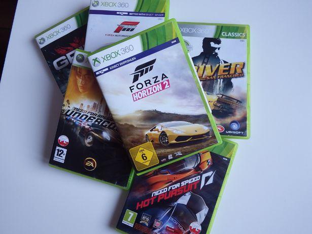 xbox 360 FORZA GRID Need For Speed WSZYSTKO PO POLSKU zamianka