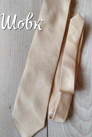 Краватка з шовку\шелковой галстук