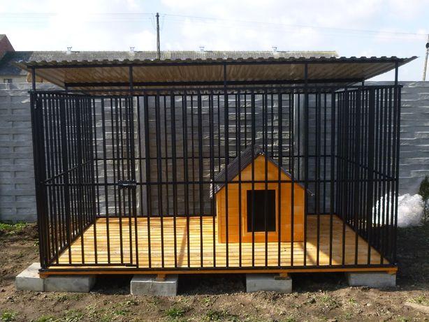 KOJEC 3x2 z furtką Klatka Boks dla psa Kojce Dostawa montaż PRODUCENT