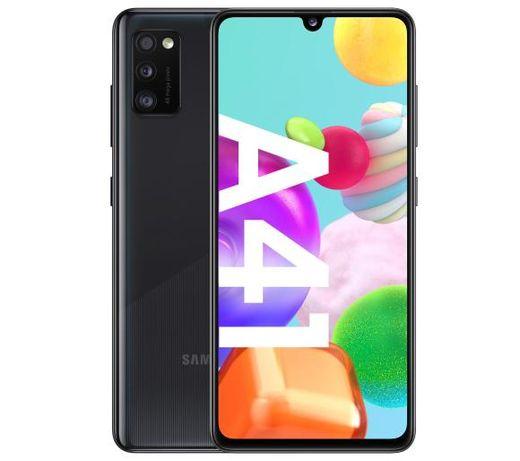 NOWY ! Telefon Samsung Galaxy A41 CZARNY BLACK 4/64GB (R)