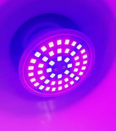 Фитолампа, лампа для растений 48 светодиодов