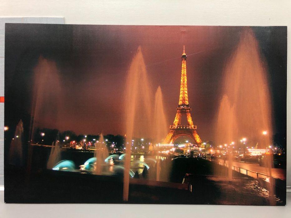 Kanwa Eiffel Tower Katowice - image 1