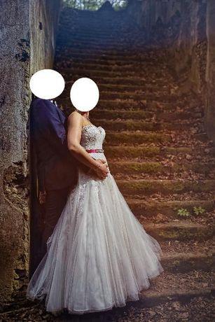 Suknia ślubna Rewelacja Mori Lee rozmiar 40 -42