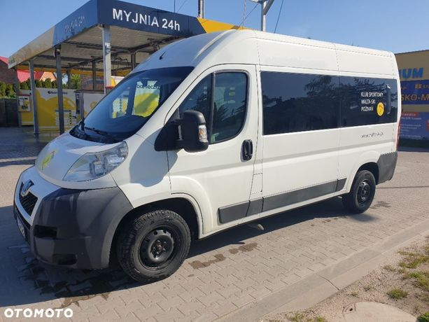 Peugeot Boxer  Peugeot Boxer 9 osobowy