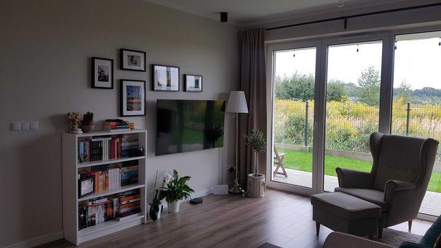 Mieszkanie na wynajem 62m2 3 pok z ogródkiem i 2 miejscami postojowymi