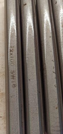 Nóż noże tokarskie stalka stalki fi- 12x125 SW18 nowe