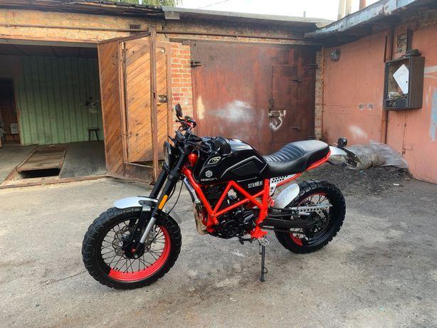 Продам новий мотоцикл