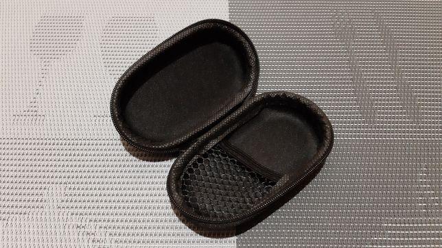 Чехол для наушников Traum 10х6х3.5 см Black