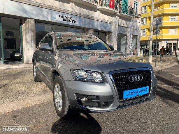 Audi Q5 3.0 TDi Exclusive S-tronic