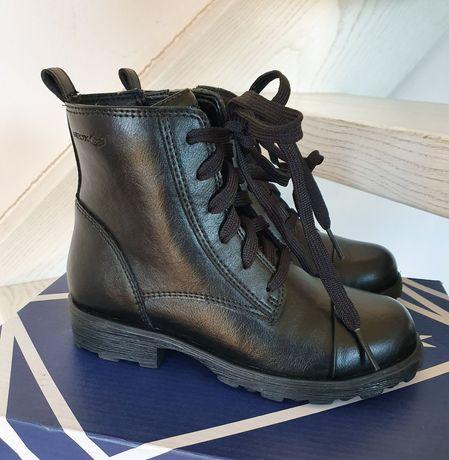 Nowe trzewiki botki buty dziewczęce geox Olivia 27 wkl.17cm