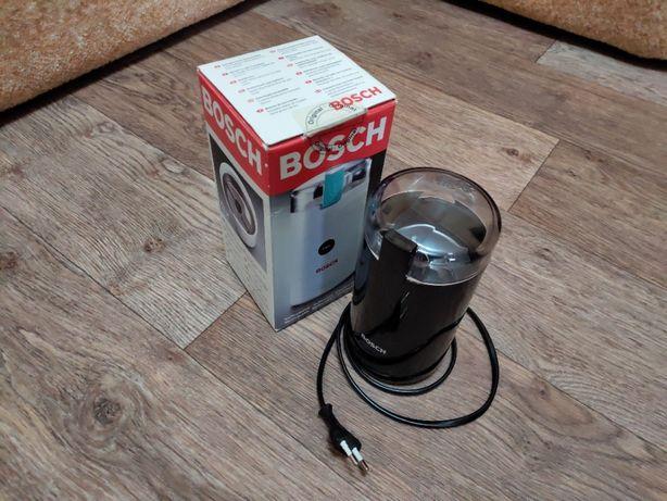 Кофемолка bosch MKM6003 Черный