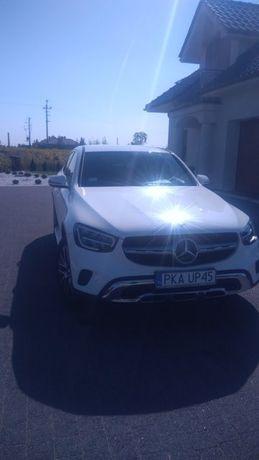 Mercedes GLC do ślubu