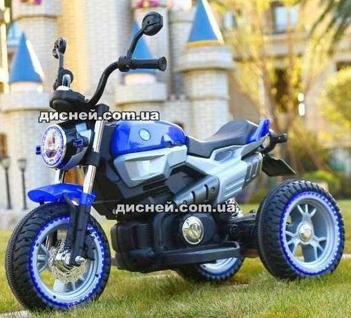 Детский мотоцикл M 3687, электромобиль, Дитячий електромобiль