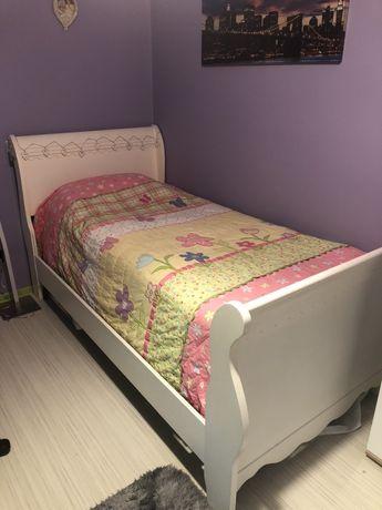 Łóżko młodzieżowe 107x215x70
