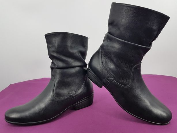 Сапоги ботинки Durea eur-41 стелька 27 см на стопу 26,5 см, оригинал