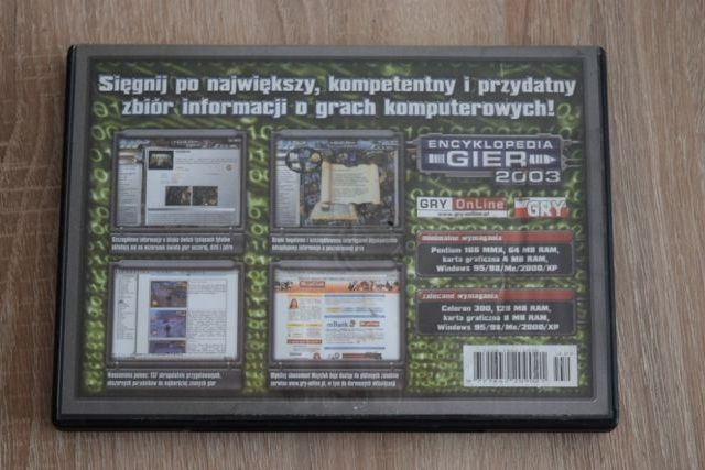 Encyklopedia Gier 2003