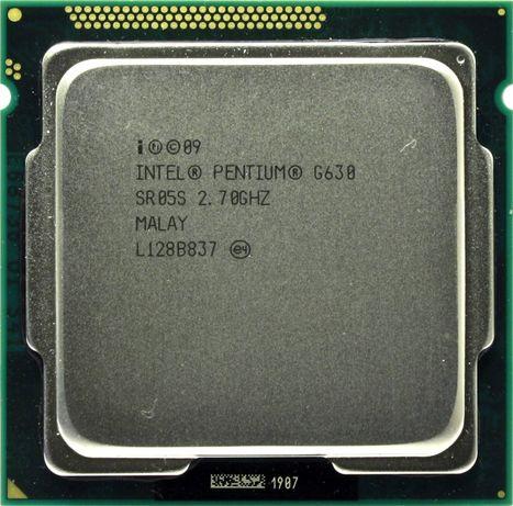 Процессор Intel G630 s1155 2700 МГц