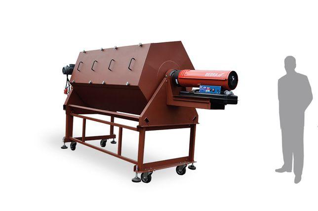 Suszarnia bębnowa to tytoniu - od producenta - TREZO
