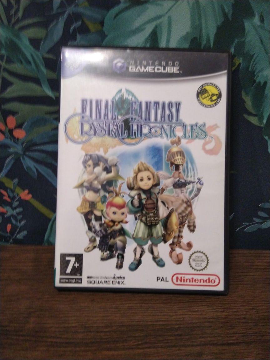 Final Fantasy: Crystal Chronicles na Nintendo Gamecube