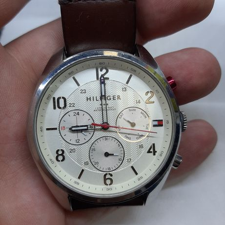 Наручные часы Tommy Hilfiger/Swatch (не Casio, Tissot)