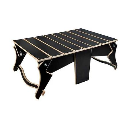 Деревянный столик-корзина трансформер для пикника