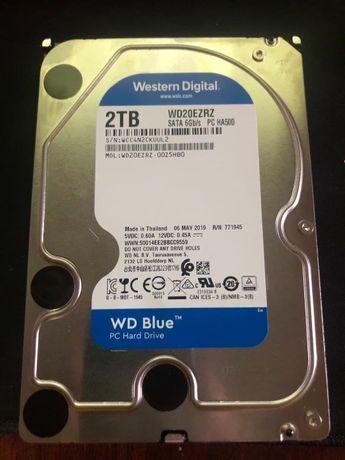 Жесткий диск WD 2TB WD20EZRZ