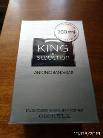 Antonio Banderas King Of Seduction мужская x gucci/lacoste/versace
