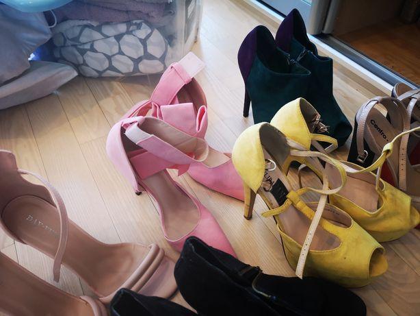 Paczka butów 38,39,40