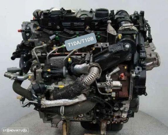 Motor Ford FocusIII Mondeo C-S-Max 1.6Tdci 115Cv Ref.T1DA T1DB