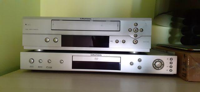 Odtwarzacz dvd + video firmy Grundig
