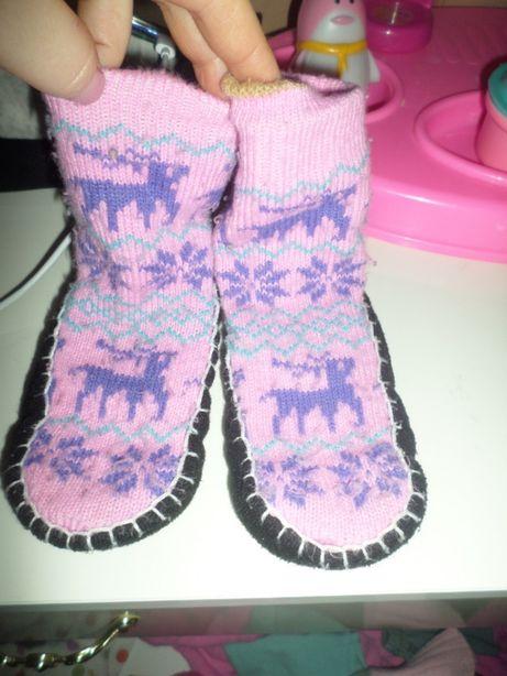 пинетки.теплые носки.