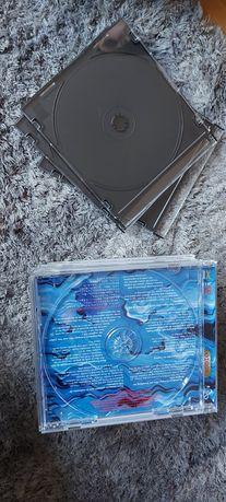 Nowe puste opakowania po cd