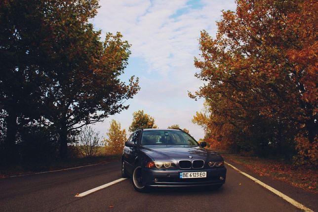Продам BMW е39 универсал
