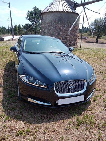 JAGUAR XF 3.0 V6 275 CV Diesel
