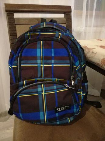 Plecak ST.REET używany
