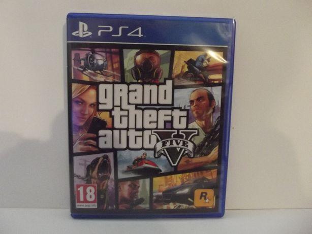 Gta 5 PS4 PL okazja lombard