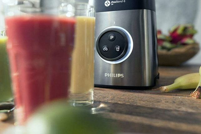 Philips Pro Blend 6 HR3652 — Блендер Стационарный Для Дома — НОВЫЙ